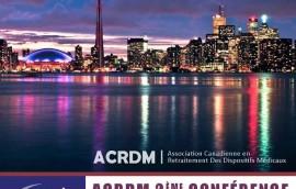 ACRDM EXPO Octobre 2016
